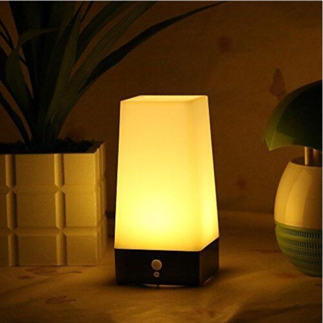 Nordic Style Wireless Night Lamp