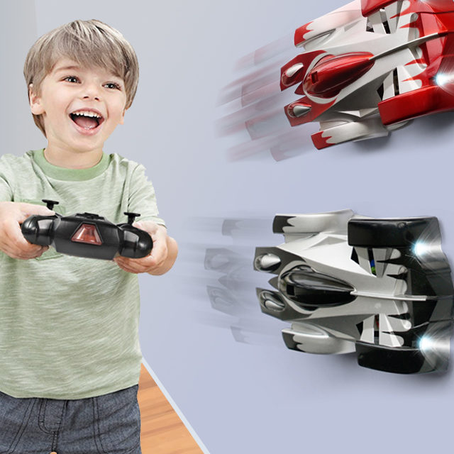 Electric RC Car with Remote Control