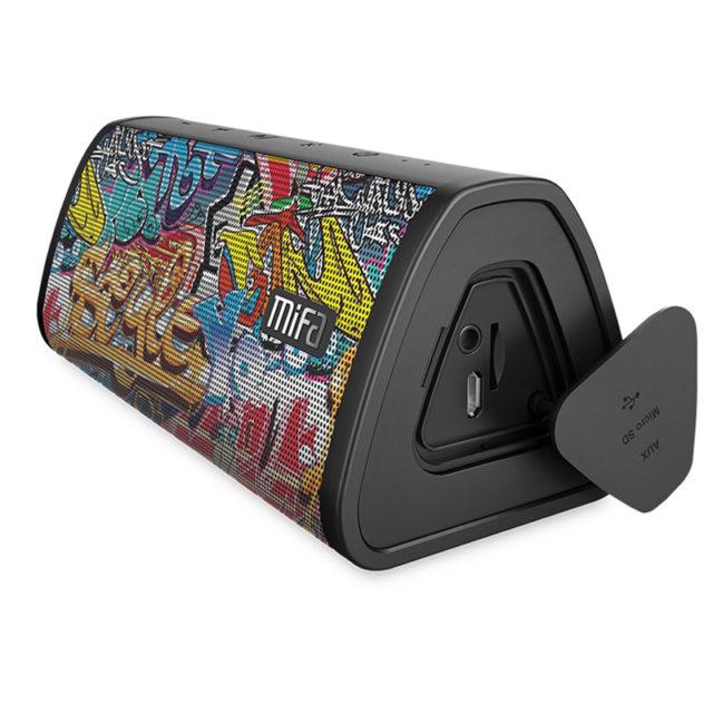 Graffiti Printed Wireless Bluetooth Speaker
