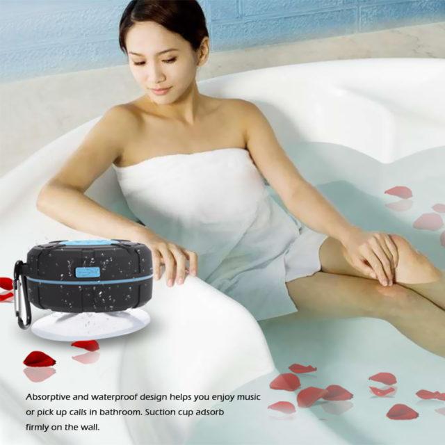 Waterproof Portable Wireless Bluetooth Speaker