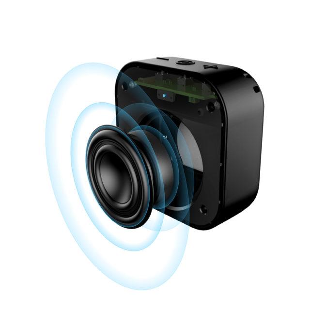 Waterproof Mini Wireless Speaker