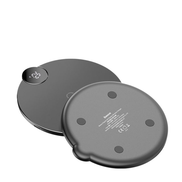 Useful Universal Fast-Operating Plastic Wireless Charger