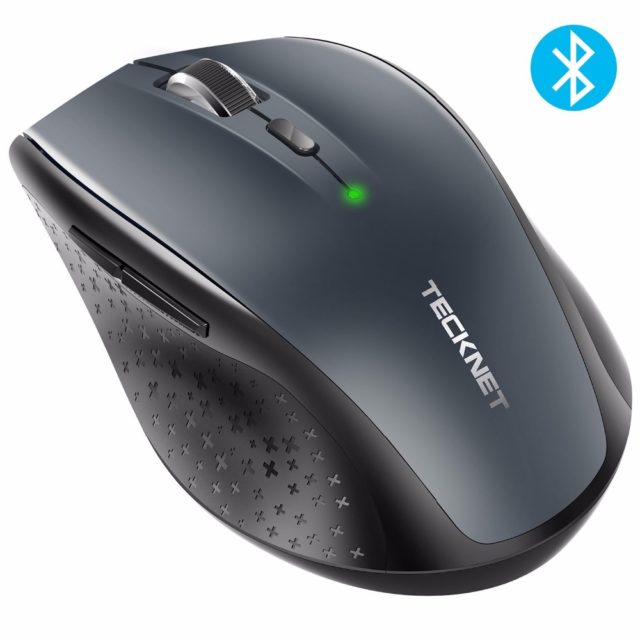 Wireless Mouse for Laptop, Notebook and PC