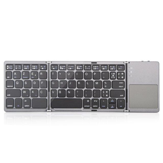 Handy Universal Foldable Wireless Bluetooth Keyboard