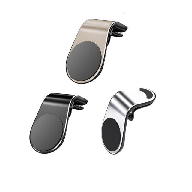Mini Magnetic Car Vent Phone Holder