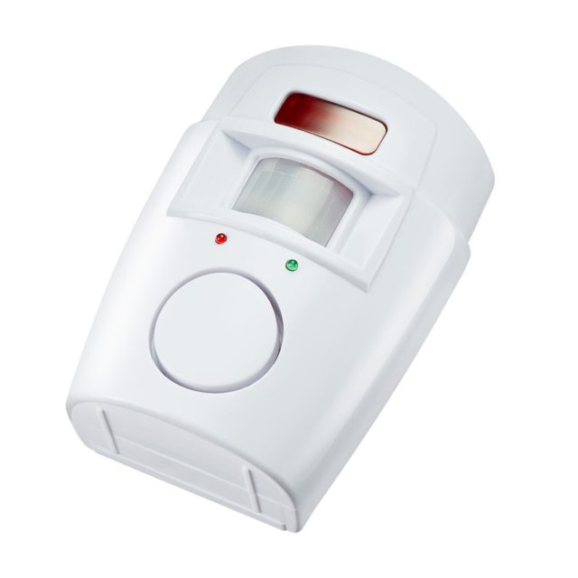 Home Security Motion Detector Monitor