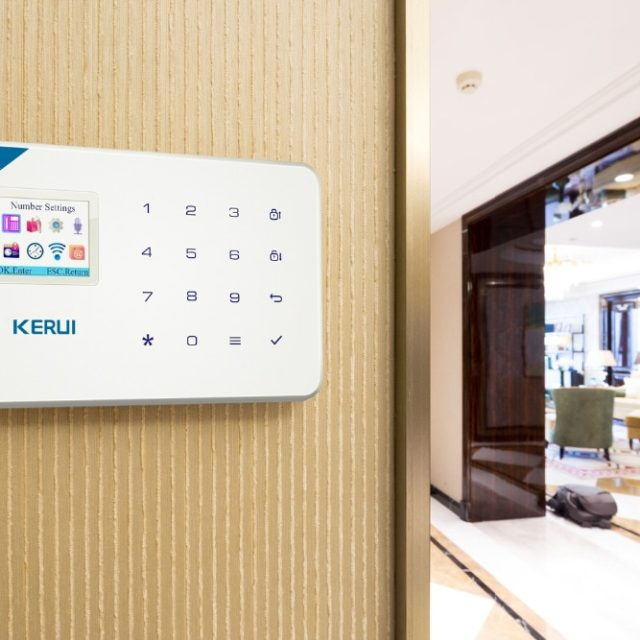 Smart Wifi Control Panel