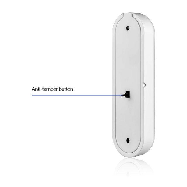 Set Door Sensors to Detect Open Door