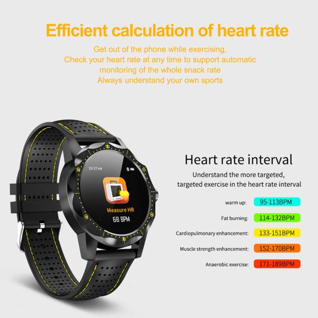 Waterproof Sport Smart Watch