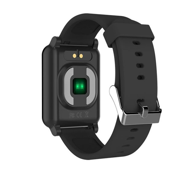 Colorful Square Smart Wristband