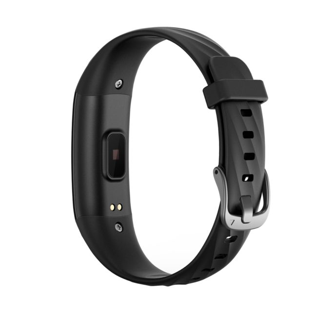 Compact Rectangle Waterproof Smart Wristband