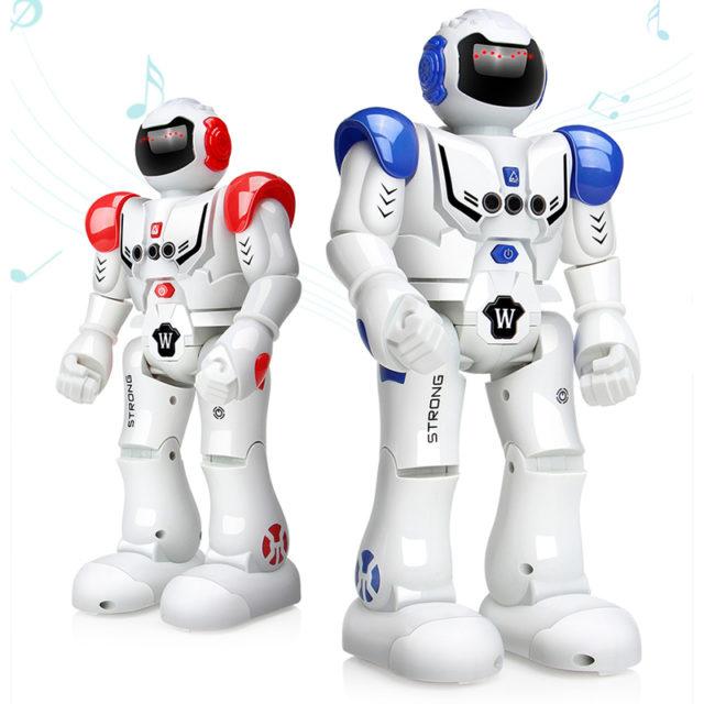 Kid's USB Charging Dancing RC Robot