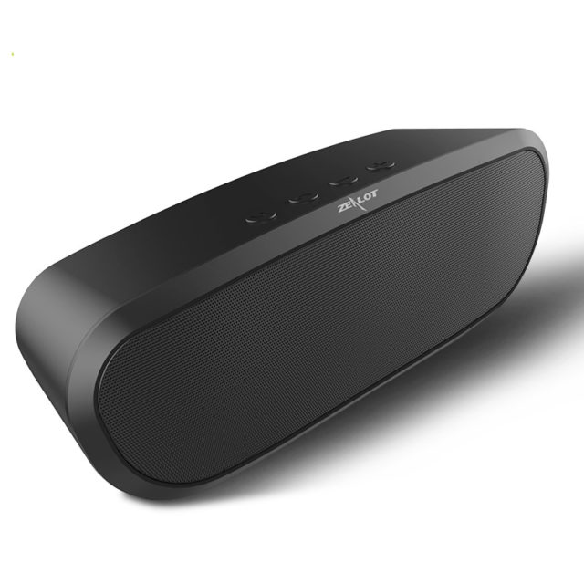 Portable Bluetooth Bass Speaker