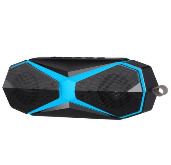 Portable Geometric Style Bluetooth Speaker