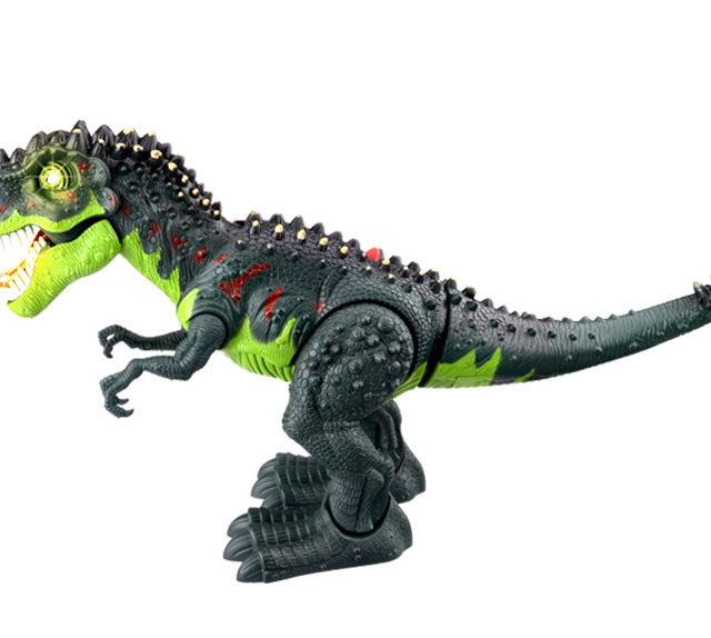 Large Walking Dinosaur Robot Toy