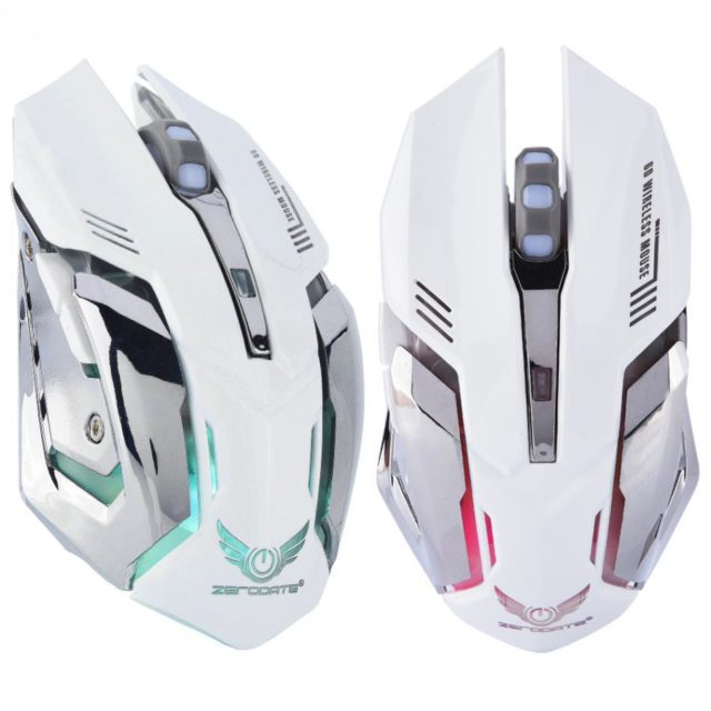 Wireless Gaming Optical Mouse