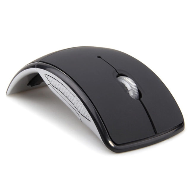 Wireless Foldable Computer Mouse