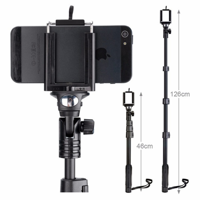 Cameras and Mobile Phones Monopod