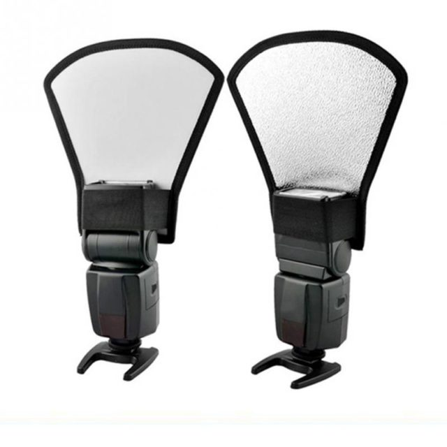 High Quality Flash Reflector For Most Kinds of SLR Camera