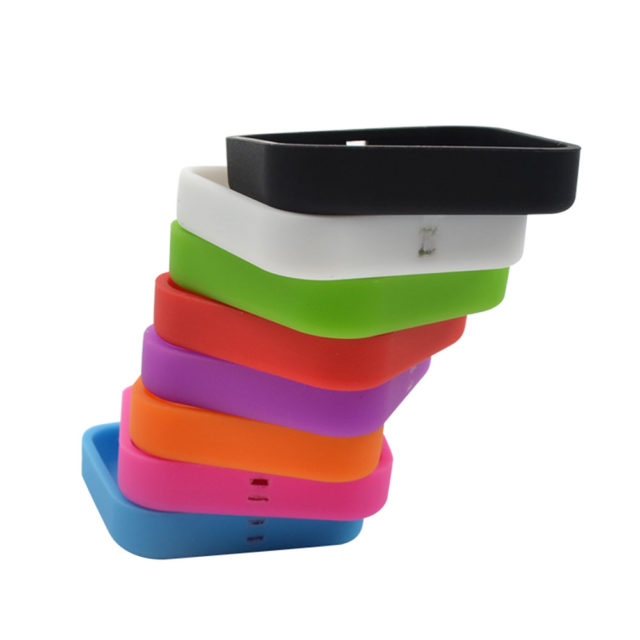 Colorful Soft Silicone Case for GoPro Hero