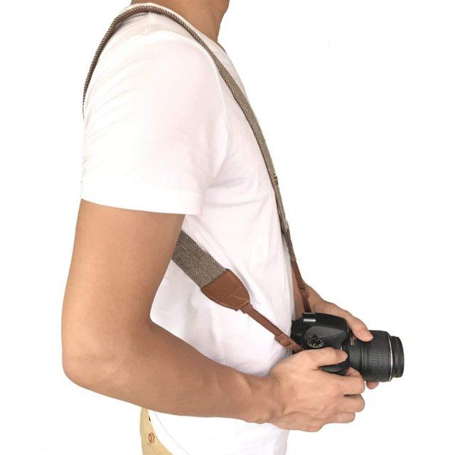 Universal Cotton Camera Neck Strap