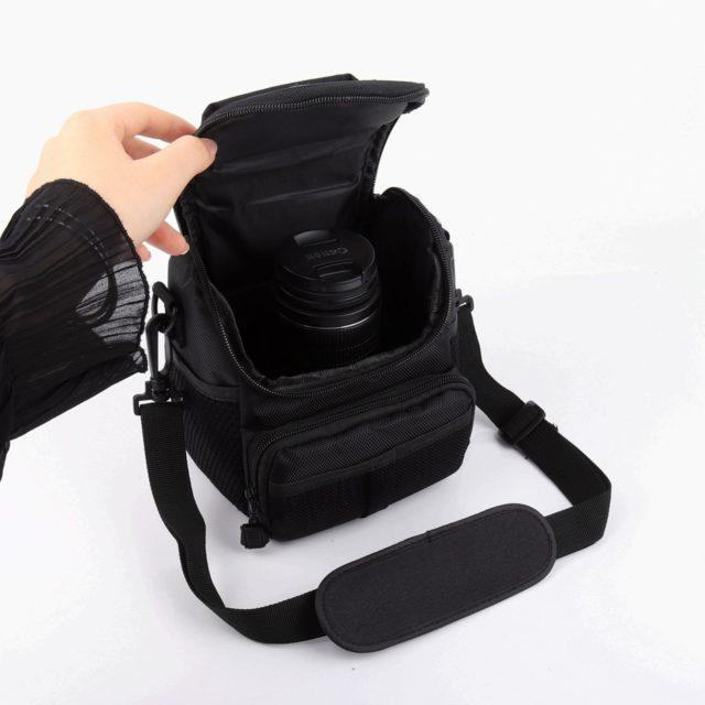 Universal DSLR Camera Bag with Pocket