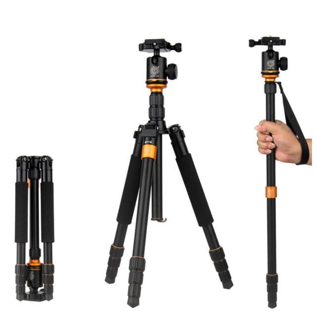 Universal Professional Photographic Tripod