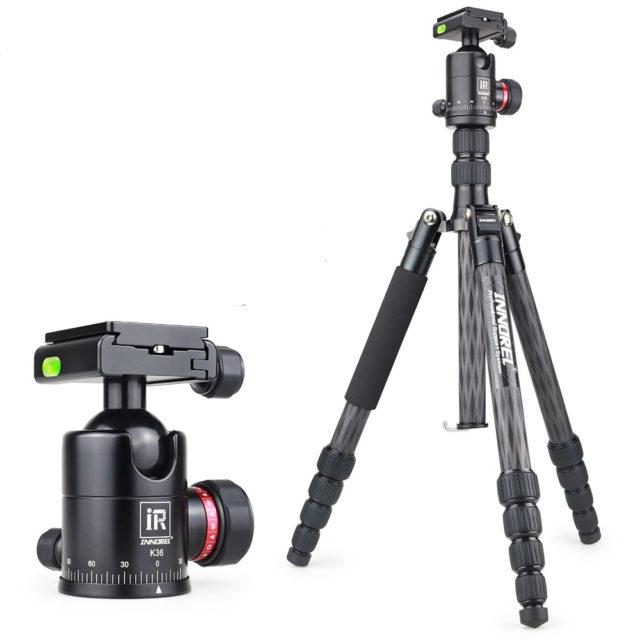 Professional Carbon Fiber Camera Tripod