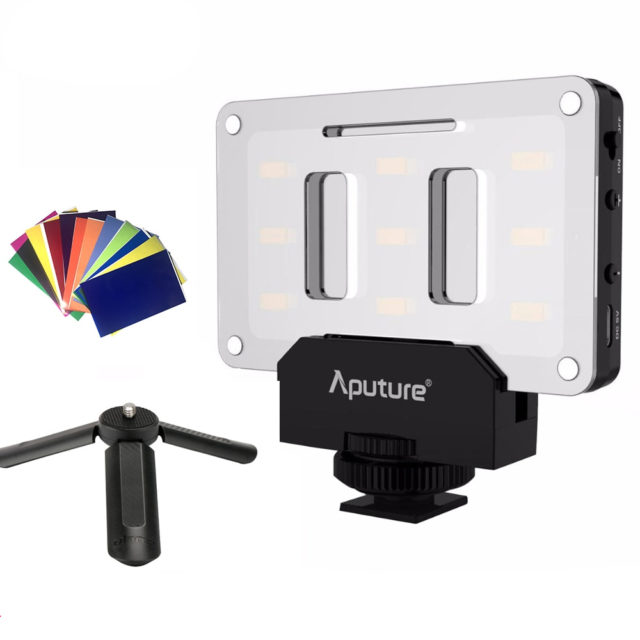 Rechargeable Pocket LED Video Light