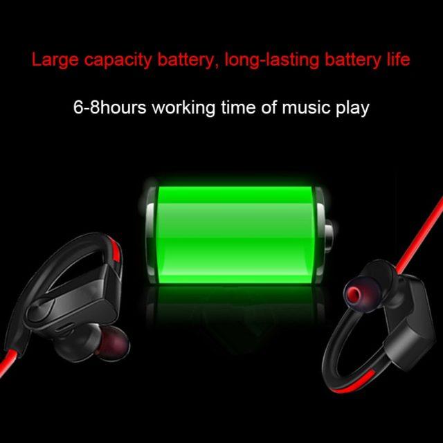 Stereo Wireless Earphones for Sport