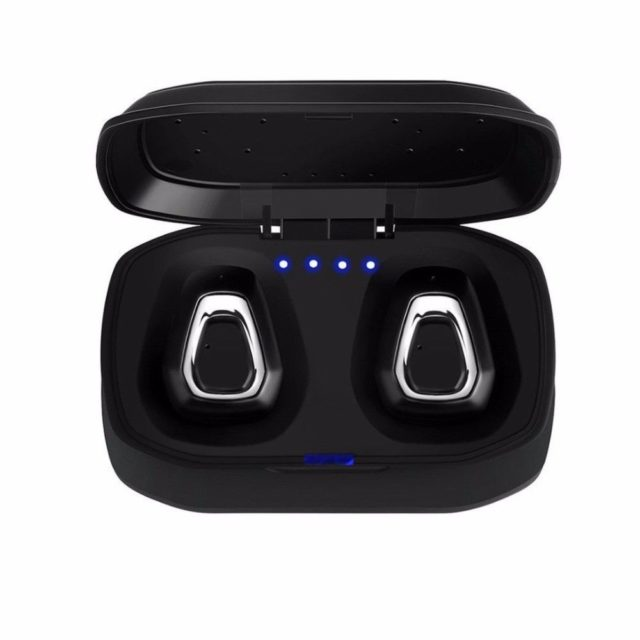 Convenient Noise Cancelling Wireless Bluetooth Stereo Earphones