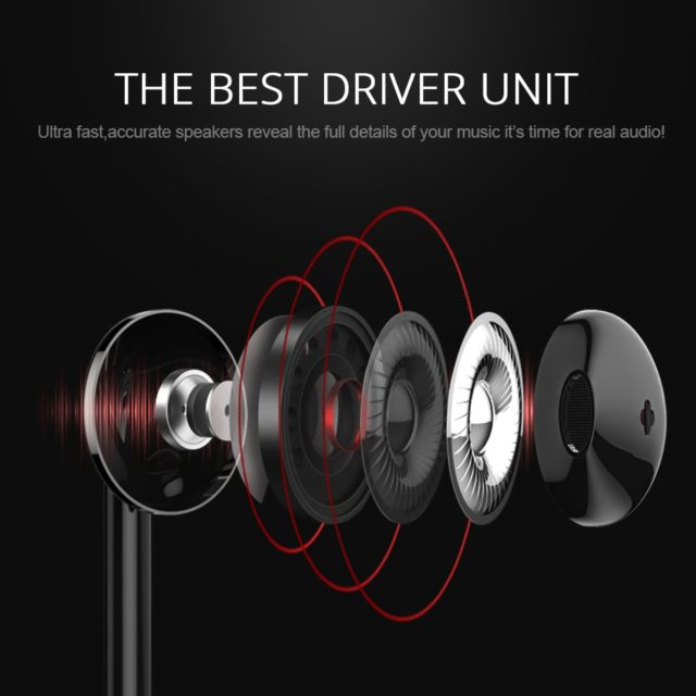 Pendant Controller Magnetic Bluetooth Earphones