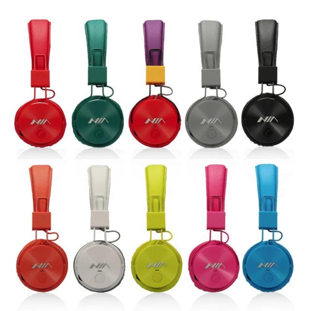 Stereo Wireless Bluetooth On Ear Headphones