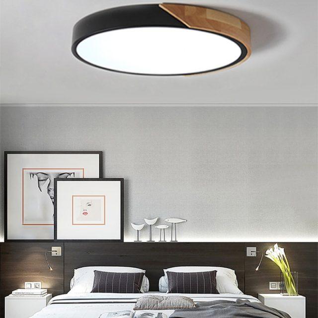 Modern LED Ceiling Light Lamp